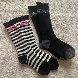 靴下 冬用  16 - 17 センチ(靴下/タイツ)