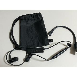 オーディオテクニカ(audio-technica)のオーディオテクニカ Bluethooth  ATH-CKR35BT B(ヘッドフォン/イヤフォン)