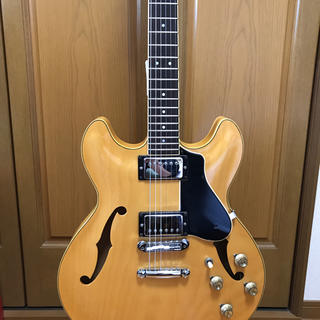 ヤマハ(ヤマハ)の値下交渉可 ヤマハ YAMAHA SA700 Super Axe  美品(エレキギター)