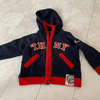 TOMMY HILFIGER - TOMMY パーカー