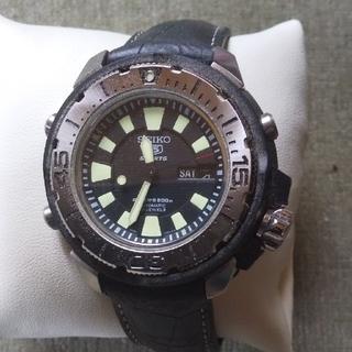 セイコー(SEIKO)のセイコーダイバー フランケンモンスター(腕時計(アナログ))