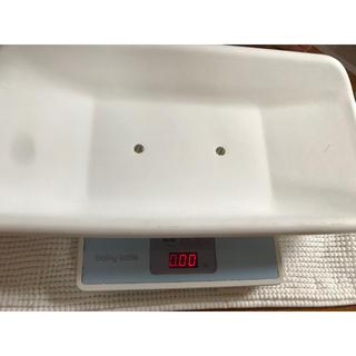 タニタ(TANITA)のスケール 赤ちゃん体重計(ベビースケール)