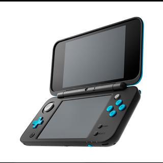 ニンテンドー2DS(ニンテンドー2DS)のNewニンテンドー2DS LL アダプター付き(携帯用ゲーム機本体)
