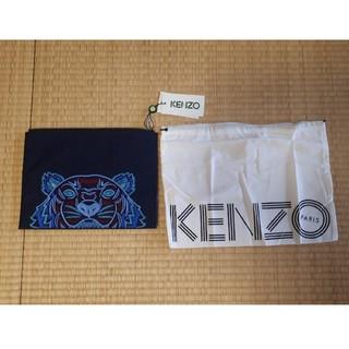 ケンゾー(KENZO)の新品・未使用 KENZO クラッチバック(セカンドバッグ/クラッチバッグ)