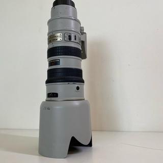 ニコン(Nikon)の【貴重】Nikon AF-S VR 70-200mm f2.8G ライトグレー(レンズ(ズーム))