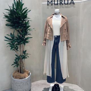 MURUA - 3WAYレイヤードトレンチコート
