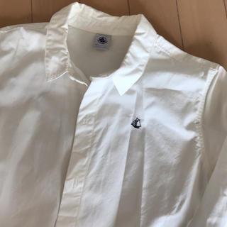 PETIT BATEAU - プチバトー シャツ 152サイズ
