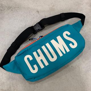 チャムス(CHUMS)の[新品]CHUMS 大人気のロゴをモチーフにしたボディーバック(ボディーバッグ)