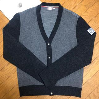 モンクレール(MONCLER)の【値下げ不可】モンクレール セーター M  国内正規品(ニット/セーター)