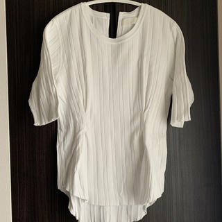 イエナ(IENA)のアール ジュビリー コットンリブTシャツ(Tシャツ/カットソー(半袖/袖なし))