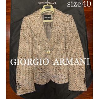 ジョルジオアルマーニ(Giorgio Armani)の【完売品】GIRGIO ARMANI ジャケット (その他)