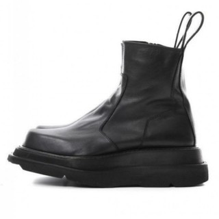 JULIUS - julius OVERLAYING SIDE ZIP ENGINEER BOOT