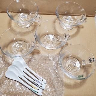フェリシモ(FELISSIMO)のフェリシモ冷茶グラス(グラス/カップ)