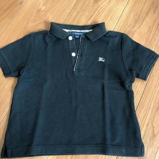 バーバリー(BURBERRY)のBurberry 黒色ポロシャツ 100A(その他)