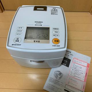ミツビシ(三菱)のらのすけ様 炊飯器 三菱 IHジャー炊飯器 5.5合炊き(炊飯器)