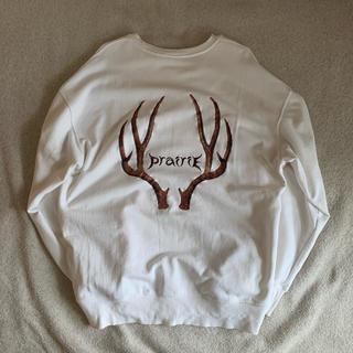 UNDERCOVER - PRIRIE sweatshirt