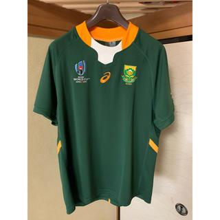 アシックス(asics)のラグビー 南アフリカ代表 レプリカユニフォーム(ラグビー)