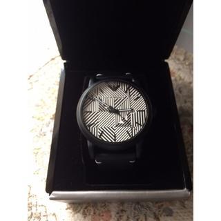 値引き☆エンポリオアルマーニ腕時計 AR11136/ ブラック 大人気