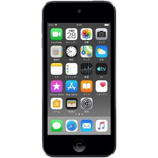 アイポッドタッチ(iPod touch)の32GB / 最新モデル iPod touch スペースグレイ 第7世代(スマートフォン本体)