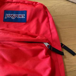 ジャンスポーツ(JANSPORT)のJANSPORT リュック(リュック/バックパック)