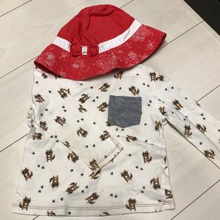 ザラ(ZARA)のZARA キッズ 長袖Tシャツ 80(Tシャツ)