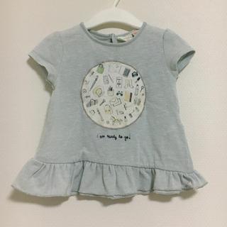 ザラ(ZARA)のZARA baby 半袖 Tシャツ 74cm(Tシャツ)