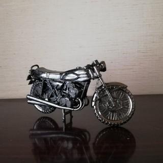 カワサキ(カワサキ)のバイク 置物 カワサキ マッハⅢ500(模型/プラモデル)