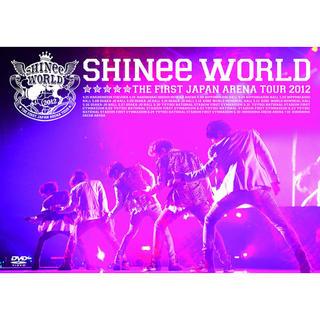 シャイニー(SHINee)の値下げ SHINEE WORLD japan arena tour 2012(K-POP/アジア)