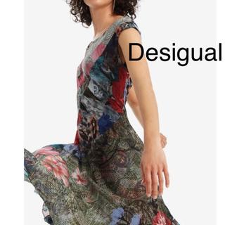 デシグアル(DESIGUAL)の新品✨定価15900円 デシグアル ワンピース S〜XL ❣️ 大幅お値下げ!(その他)