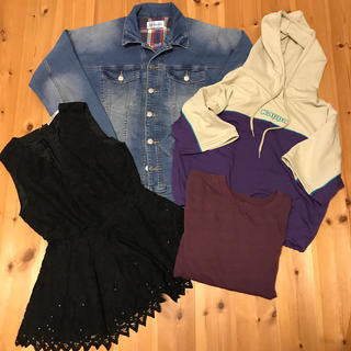 アウラアイラ(AULA AILA)のお得なセット売り(Tシャツ(半袖/袖なし))