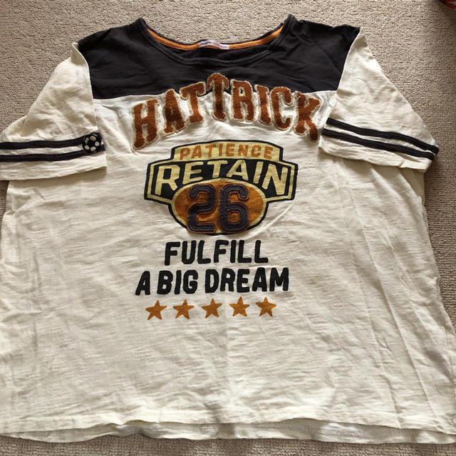 rough(ラフ)のTシャツ ラフ rough 値下げしました! レディースのトップス(Tシャツ(半袖/袖なし))の商品写真