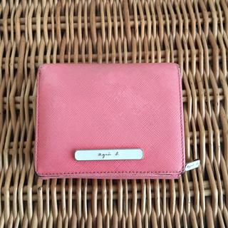 アニエスベー(agnes b.)のアニエス・ベー 二つ折り財布 agnesb(折り財布)