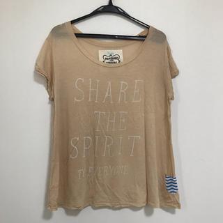 PALM GRAPHICS レディース 半袖 Tシャツ(Tシャツ(半袖/袖なし))