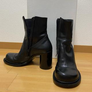 Maison Martin Margiela - Maison Margiela 19FW leather boots