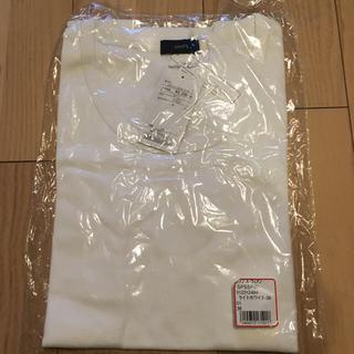 シップスフォーウィメン(SHIPS for women)の【新品】値下!SHIPS 白Tシャツ(Tシャツ(半袖/袖なし))