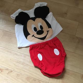 ディズニー(Disney)のミッキー ビブ(その他)