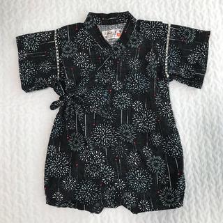 フタフタ(futafuta)の甚平 浴衣 ロンパース (甚平/浴衣)