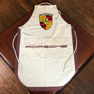 ポルシェ(Porsche)の【最終値下げ】PORSCHE エプロン 非売品(ノベルティグッズ)