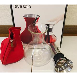 ボダム(bodum)のEva Solo エバソロ ティーメーカー レッド 赤 1L (タンブラー)