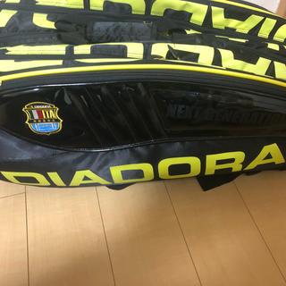 ディアドラ(DIADORA)のディアドラ テニスラケットバッグ(バッグ)