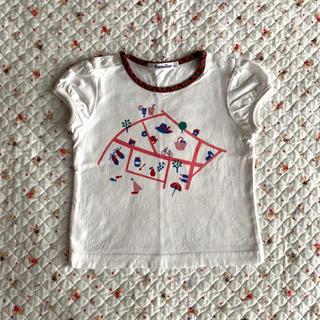 ファミリア(familiar)のfamiliar Tシャツ 90(Tシャツ/カットソー)