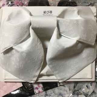 ☆ 確認用☆新品未使用 レディース 浴衣 帯 下駄 腰ひも 4点セット(浴衣)