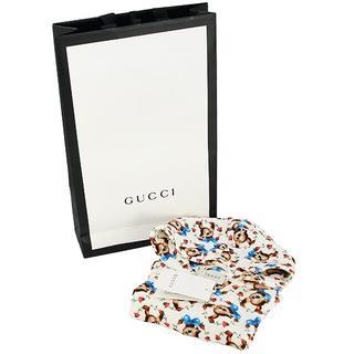 グッチ(Gucci)のh-j878 グッチ ベビーバーカー トップス 服 バンビ キッズ チルドレンズ(トレーナー)