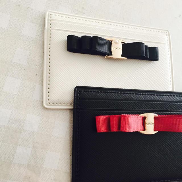 しまむら(シマムラ)のフェラガモ風  パスケース レディースのファッション小物(名刺入れ/定期入れ)の商品写真