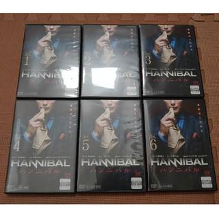 HANNIBAL/ハンニバル テレビシリーズ DVD6枚(TVドラマ)