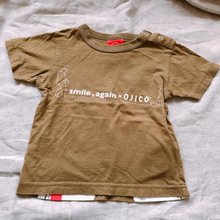 コドモビームス(こどもビームス)の週末限定価格!オジコ サッカーボール Tシャツ(Tシャツ)