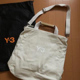 ワイスリー(Y-3)のY-3 キャンバス トート ショルダーバッグ(トートバッグ)