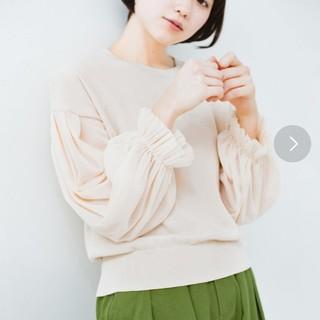 ハコ(haco!)のhaco  薄手ニット(ニット/セーター)