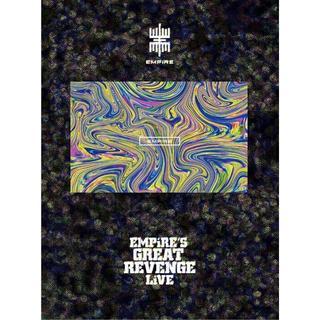 エンパイア(EMPIRE)の初回生産限定 EMPiRE'S GREAT REVENGE LiVE DVD(アイドル)