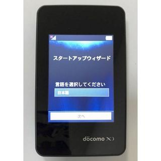 NTT docomo 4G Wi-Fi STATION L-01G(PC周辺機器)